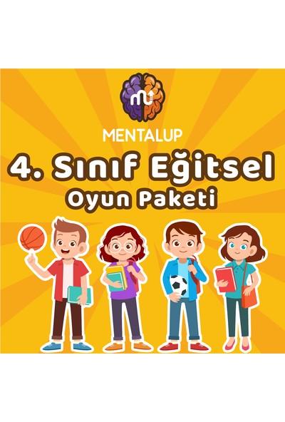 MentalUP 4. Sınıf Eğitsel Oyun Paketi