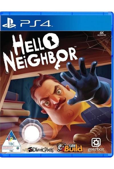 Gearbox Hello Neighbor