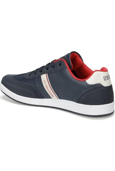 U.S. Polo Assn. Kares Wt 9Pr Lacivert Erkek Sneaker Ayakkabı