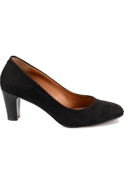 Polaris 92.314113Sz Siyah Kadın Gova Ayakkabı