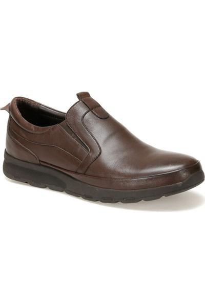 Flogart Com-333 Kahverengi Erkek Ayakkabı