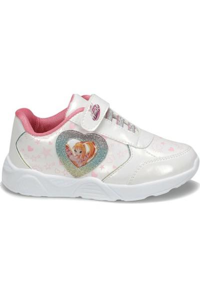 Winx Club Beyaz Kız Çocuk Spor Ayakkabı