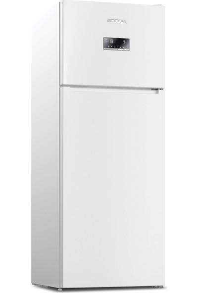 Grundig GRND 5110 A++ 505 Lt. Duo No Frost Buzdolabı