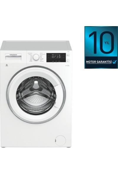 Grundig GWM 10001 A+++ 1200 Devir 10 Kg Çamaşır Makinesi