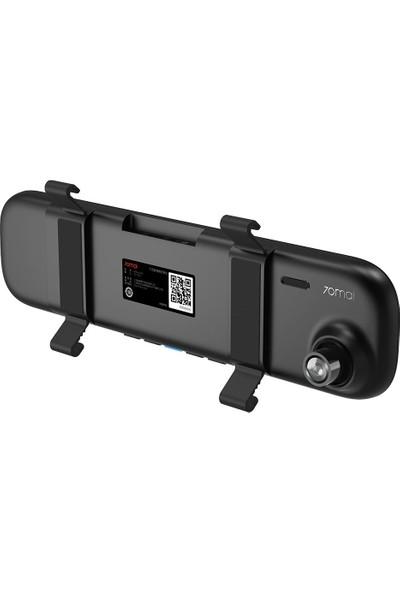 70mai D04 Aynalı Araç İçi Kamera - 140° Geniş Açı Lens - 1600p - Global Versiyon