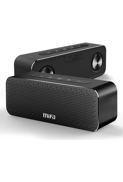 Mifa A20 Taşınabilir Kablosuz Bluetooth Hoparlör - 30W - TWS - Siyah