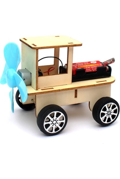 Tuğra Eğitici Deney Motoru 5 Adet 3V Dc Mini Motor - Elektrik Motoru