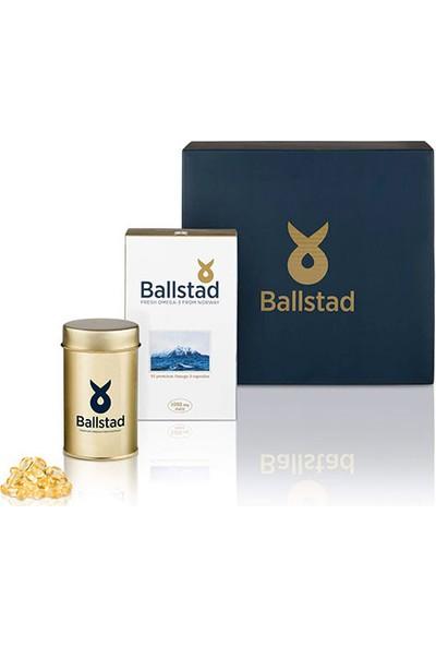 Ballstad Omega-3 Başlangıç Paketi