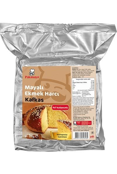 Pakmaya Ekşi Mayalı Ekmek Harcı Kafkas