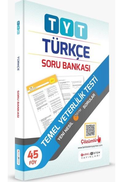 Farklı Sistem Tyt Türkçe Fasikül Soru Bankası