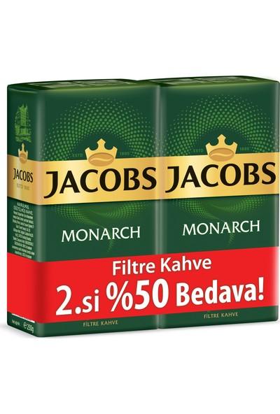 Jacobs Filtre Kahve 250 gr Alana İkincisi %50 Bedava