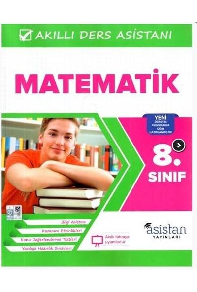 Asistan Yayınları 8.Sınıf Matematik Akıllı Ders Asisyanı