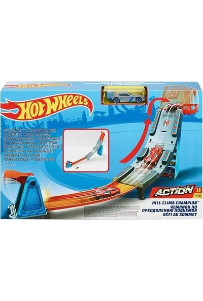 Hot Wheels Şampiyonluk Parkuru Yarış Seti GBF81-GBF83