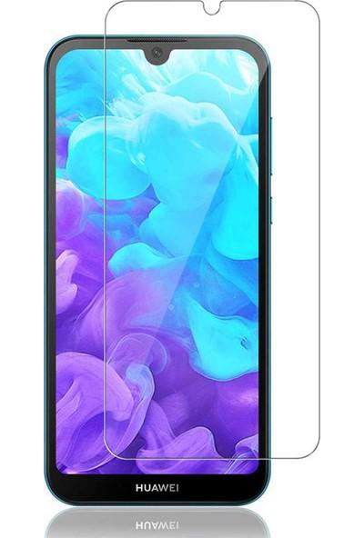 Case 4U Huawei Y5 2019 Cam Ekran Koruyucu Nano Şeffaf