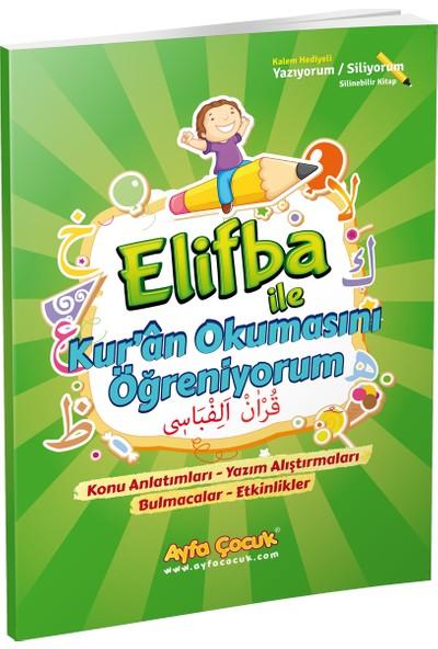 Yazıyorum Siliyorum Elifba + Kalem 202 - Elmalılı Hamdi Yazır