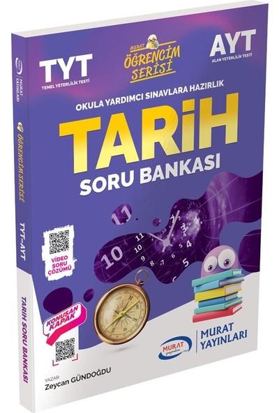 Tyt-Ayt Tarih Soru Bankası Murat Öğrencim Serisi