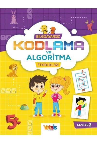 Çocuklar İçin Kodlama ve Algoritma Eğitim Seti