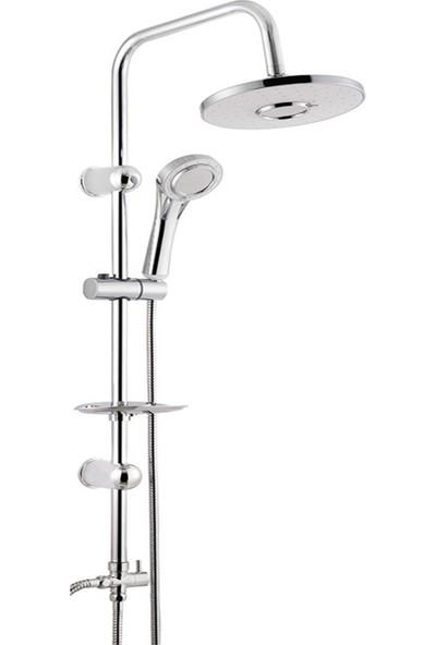 Modamix Amman Krom Robot Duş Seti, Tepe Yağmurlama Duş Seti