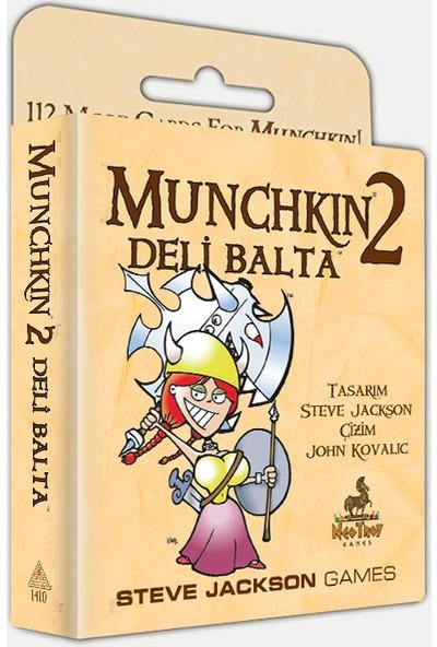 Neotroy Games Munchkin 2 - Deli Balta Kutu Oyunu