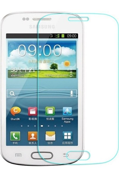 Etech Samsung Galaxy S3 Mini i8190 Glass Ekran Koruyucu