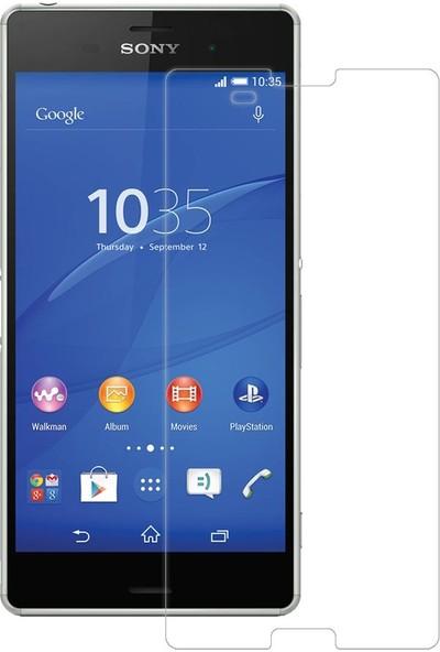 Etech Sony Xperia Z3 Glass Ekran Koruyucu