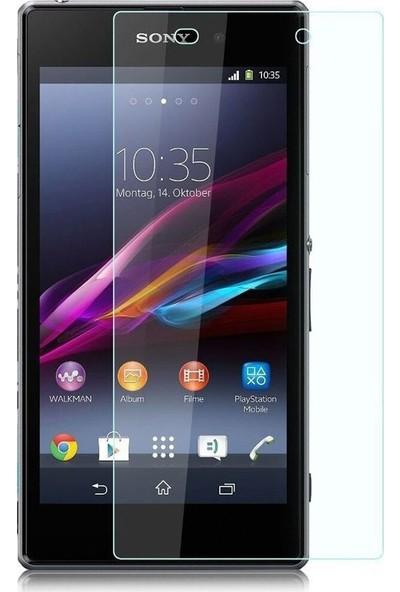 Etech Sony Xperia Z1 Glass Ekran Koruyucu