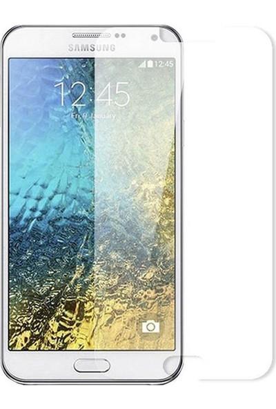 Etech Samsung Galaxy E7 Glass Ekran Koruyucu