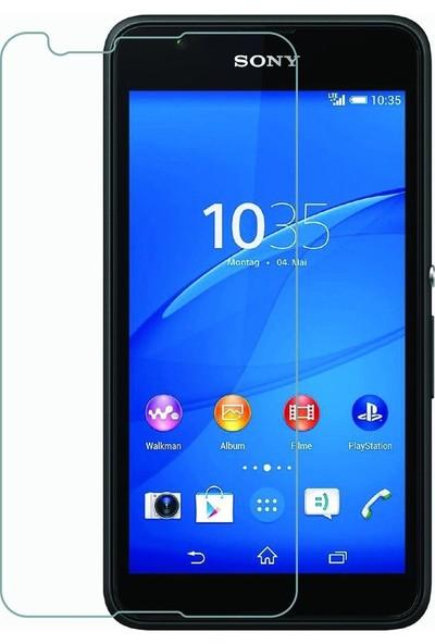 Etech Sony Xperia E4G Glass Ekran Koruyucu