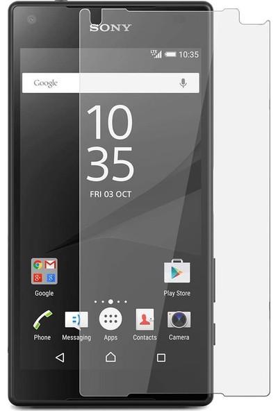 Etech Sony Xperia Z5 Mini (Compact) Glass Ekran Koruyucu