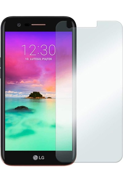 Etech Lg K10 2017 Glass Ekran Koruyucu