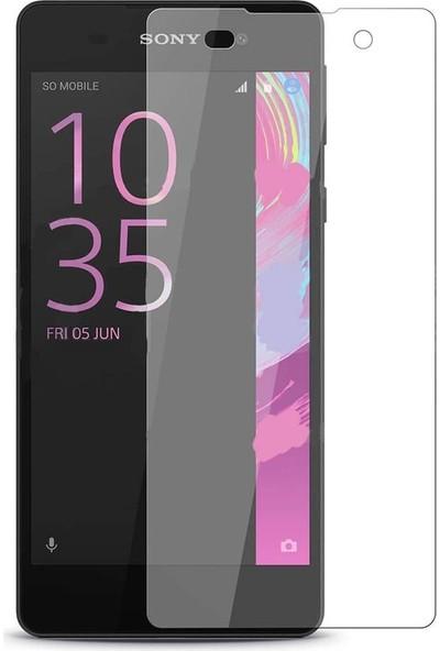 Etech Sony Xperia E5 Glass Ekran Koruyucu