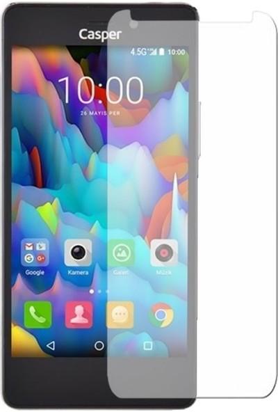 Etech Casper Via E1C Glass Ekran Koruyucu