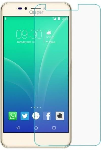 Etech Casper Via M3 Glass Ekran Koruyucu