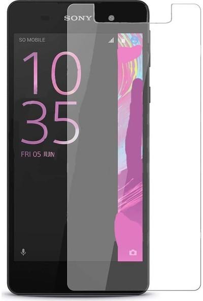 Etech Sony Xperia XA1 Glass Ekran Koruyucu