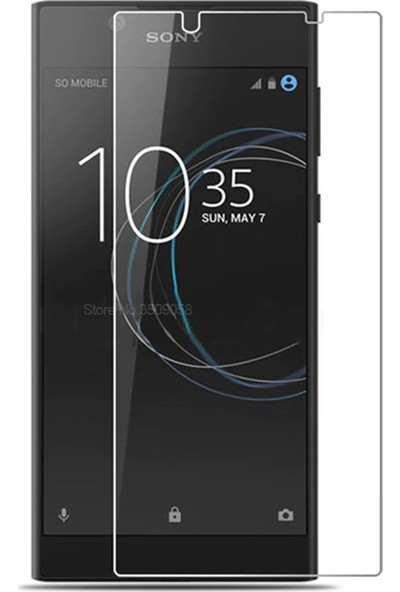 Etech Sony Xperia L1 Glass Ekran Koruyucu
