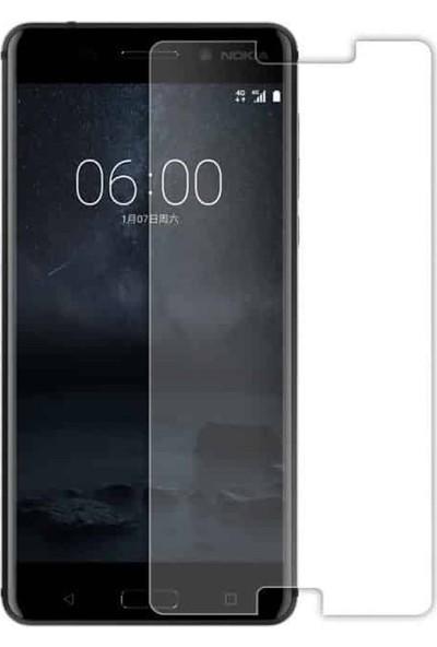Etech Nokia 6 Glass Ekran Koruyucu