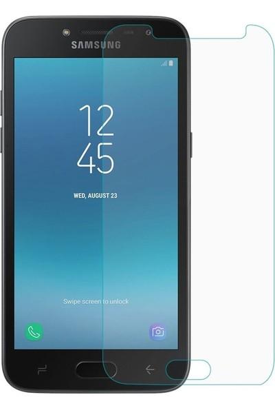 Etech Samsung Galaxy J250F/J2 Pro/J2 2018 Glass Ekran Koruyucu