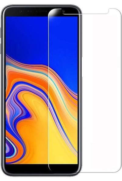 Etech Samsung Galaxy J4 Plus/J6 Plus Glass Ekran Koruyucu