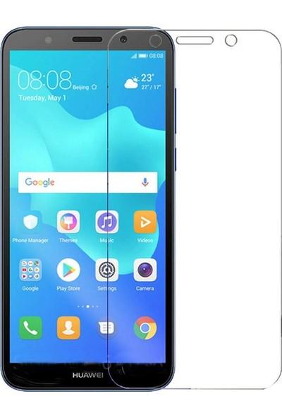 Etech Huawei Y5 2018 Glass Ekran Koruyucu