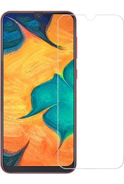 Etech Samsung Galaxy A30 Glass Ekran Koruyucu