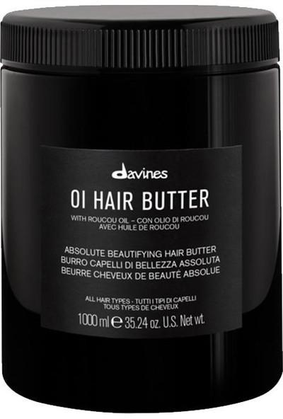 Davines Oi Hair Butter Saç Bakım Yağı 1000 ml