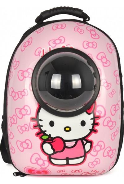 Dougesi Dk-001 Hello Kitty Astronot Sırt Çantası
