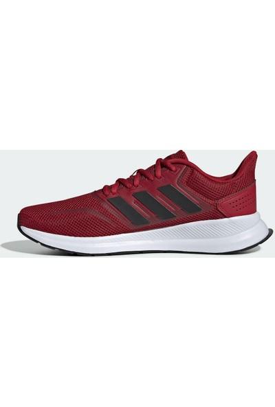 Adidas Runfalcon Bordo Erkek Koşu Ayakkabısı