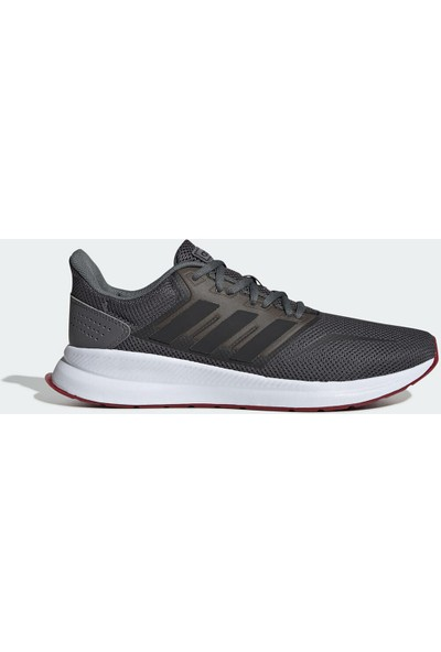 Adidas Erkek Günlük Ayakkabı Spor Gri Ee8153 Runfalcon