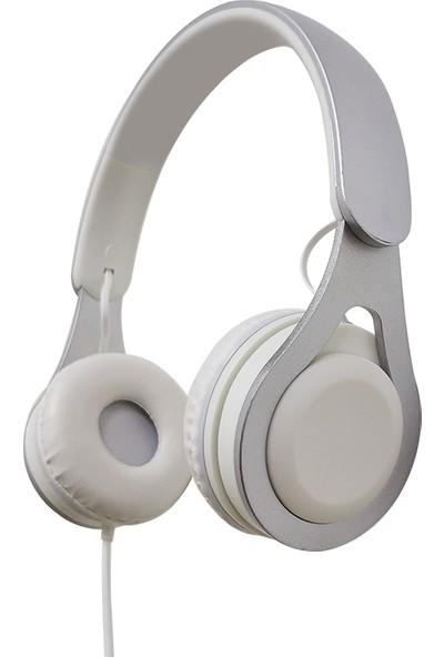 Glamshine L780 Kablolu Kulaklık Beyaz