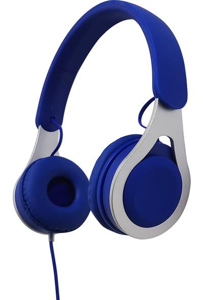 Glamshine L780 Kablolu Kulaklık Mavi