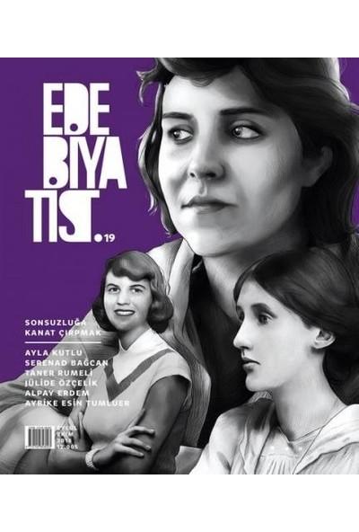 Edebiyatist Dergisi 19 Eylül - Ekim 2018