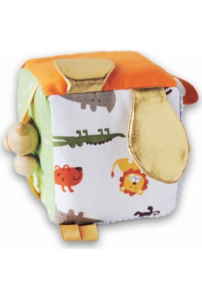 Kiduga Montessori Bebek Küpü Zoo Antialerjik Zeka & Beceri Geliştirici