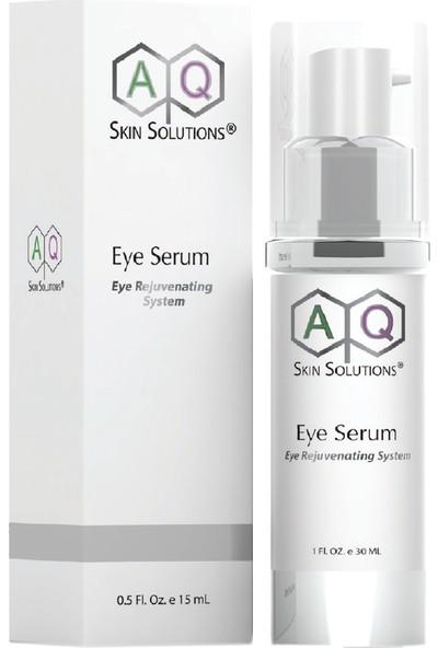 Aq Skin Solutions Eye Serum – Göz Gençleştirme Serumu