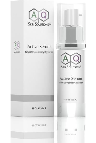 Aq Skin Solutions Active Serum -Günlük Topikal Serum